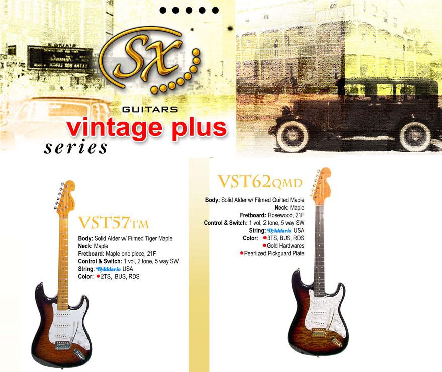 sx vintage plus